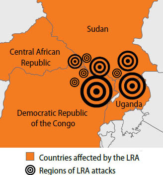 The Threat of the Lord's Resistance Army in Africa