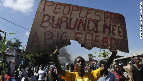 Burundians vs Americans: How We React in Response to Political Tensions