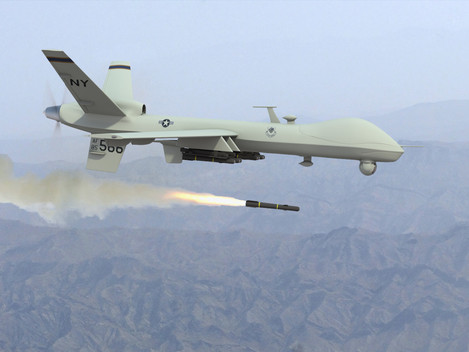 While the World Looks the Other Way: Drone Warfare, the Silent Conflict