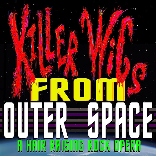 Carnival Girl (Sheet Music) - Killer Wigs From Outer Space