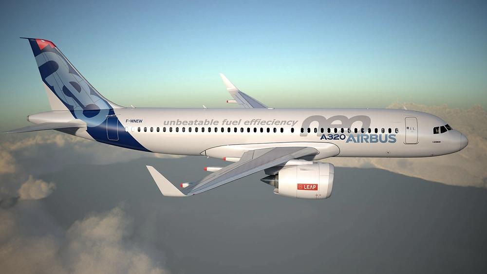 Airbus Biomimétisme Winglet