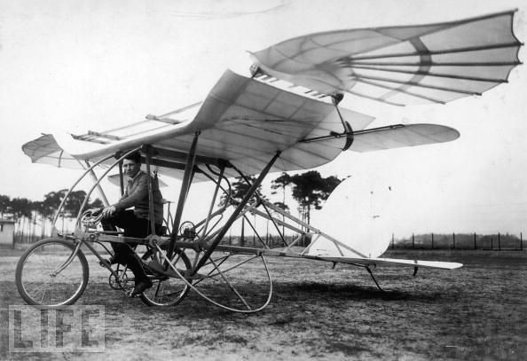 aéronautique histoire biomimétisme