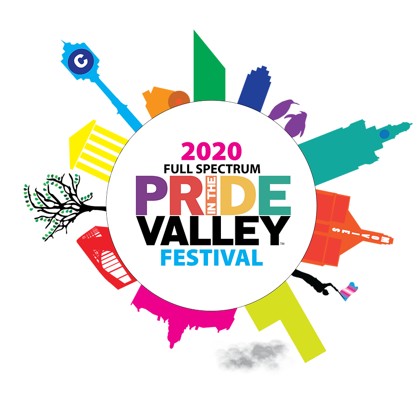 *NOW VIRTUAL* 2020 Pride in the Valley Parade & Festival