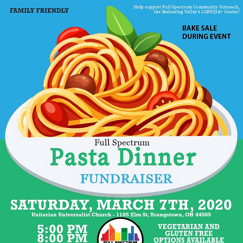 Pasta Dinner Fundraiser