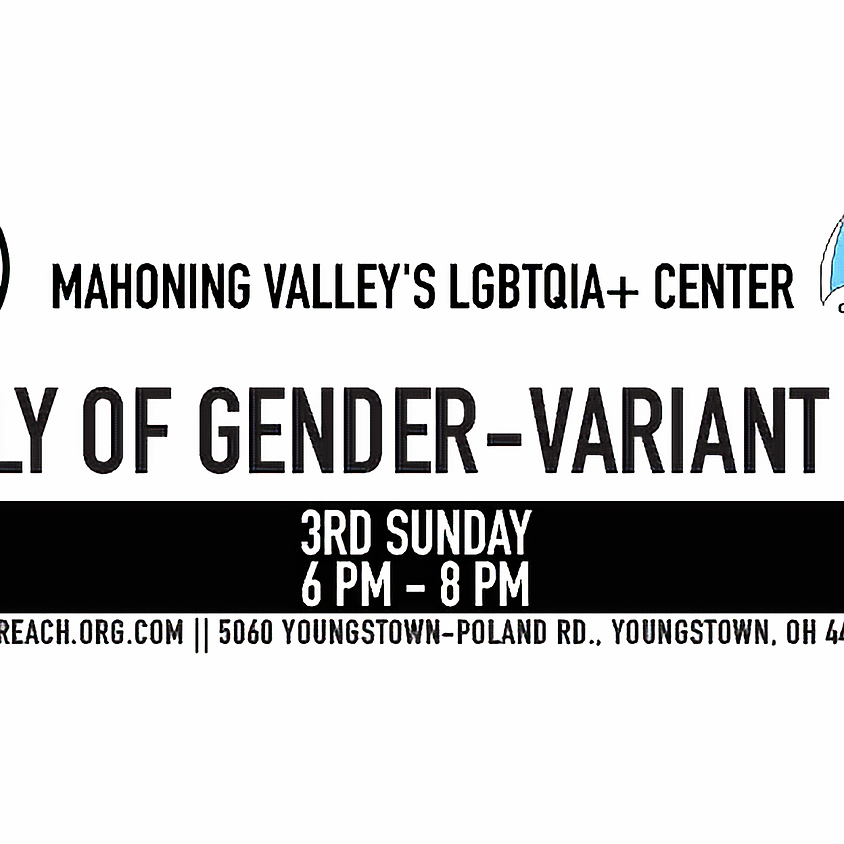 *NOW VIRTUAL* Friends & Family of Gender-Variant Individuals Support Group