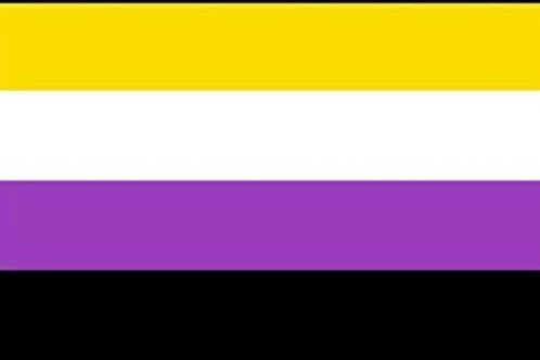 Non-Binary Pride Flag