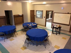 Support Group Meeting Room
