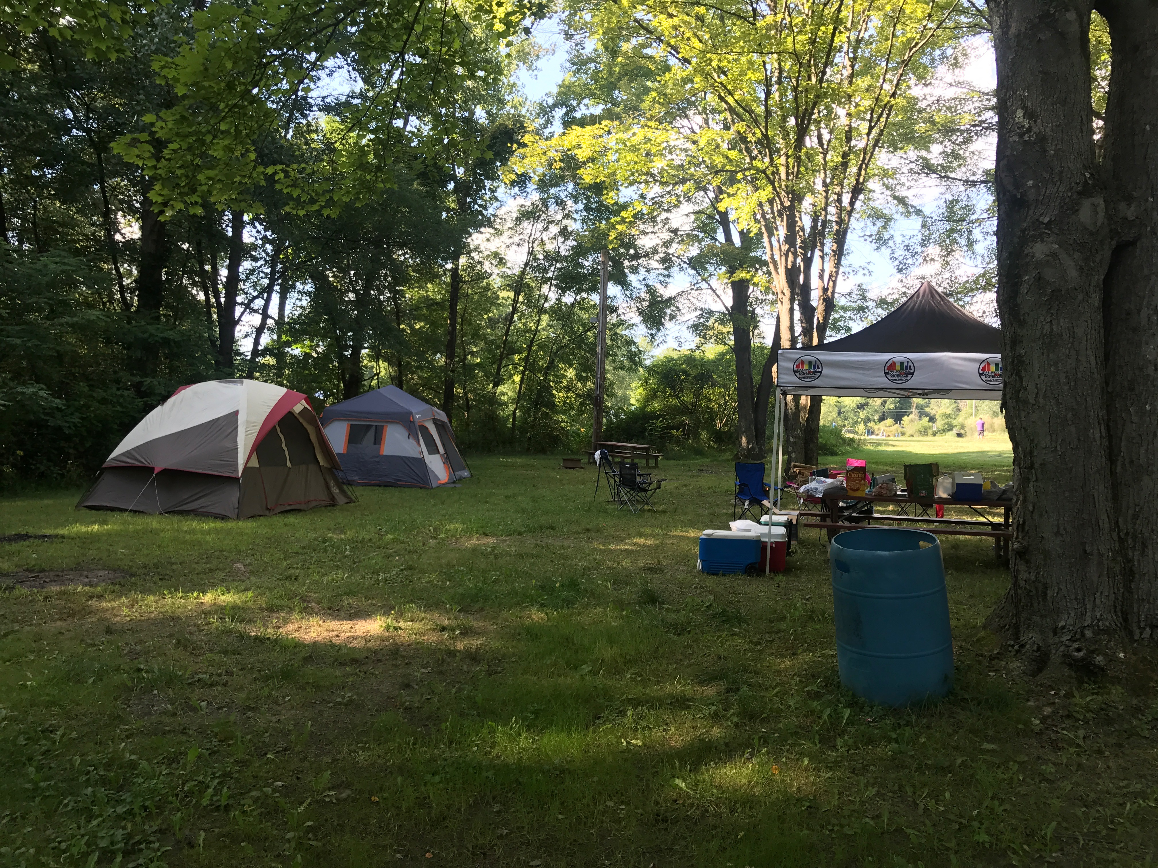 2017 Full Spectrum Camp Out
