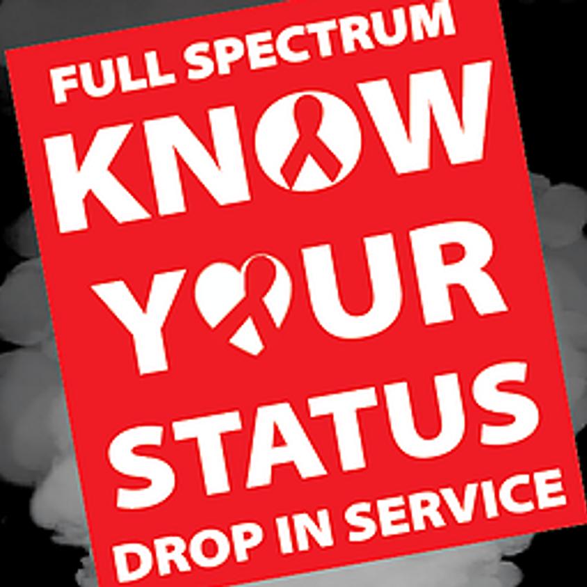 Know Your Status Free HIV Testing