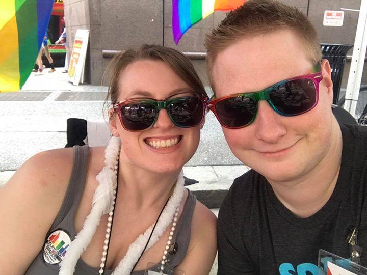Pride Pittsburgh 2017! Yay!!