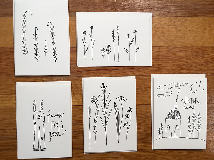 Winter - Original Card Set