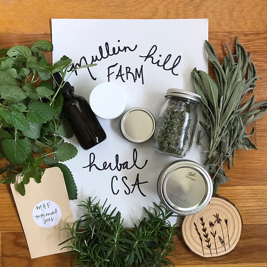 Herb CSA - 2 Boxes $70