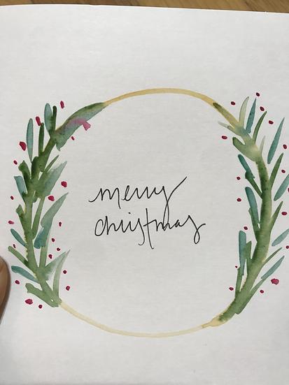 Winter/Holiday Card Sets