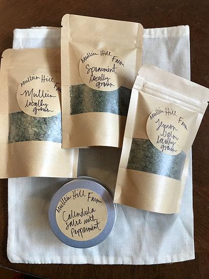 Herbal Wellness Kit - Spring