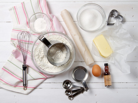 The Bare Necessities: Confessions of a Baking Addict