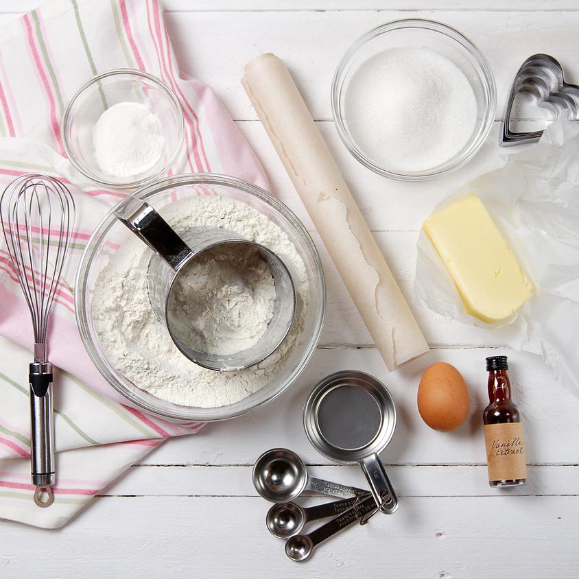 TUESDAY Kids' Cooking Camp - Bake Shoppe ~ 11:30am