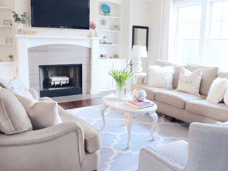 Living Room Changes!