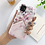 Thumbnail: Marble Flower Phone Case for iPhone 11 Pro Max and all other Iphone sizes