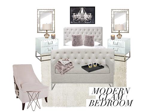 E design for bedroom