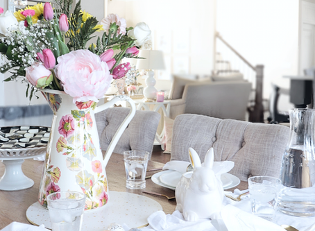 Easter Tablescapes: MacKenzie-Childs