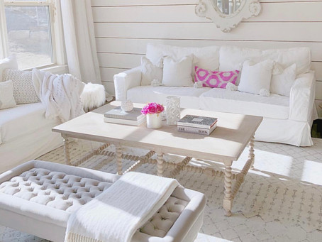 Top 5 Bright White Decor Inspiration accounts you need to follow now!