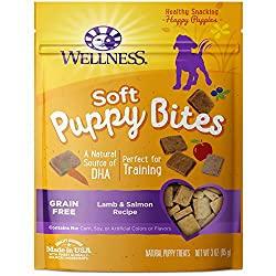 Soft Puppy Bites