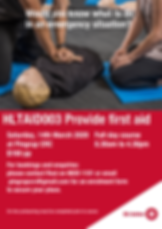 Pingrup Flyer - Course PFA1 & CPR-A4-1.p
