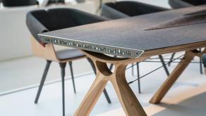 BLOG: Circulair kantoormeubilair van opgevist plastic