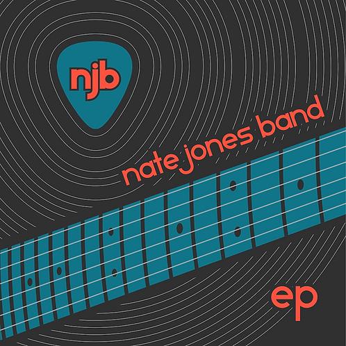 The Nate Jones Band EP