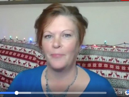 CosmoClips: Patti Lavell Livefeed Q&A