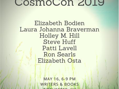 CosmoCon2019 Reader Bios