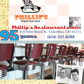 Card - Phillip's Coney Island