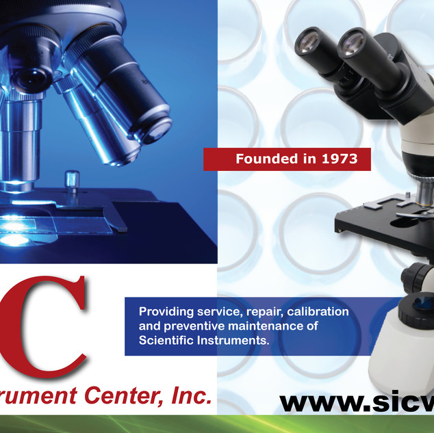 Postcard - Scientific Instrument
