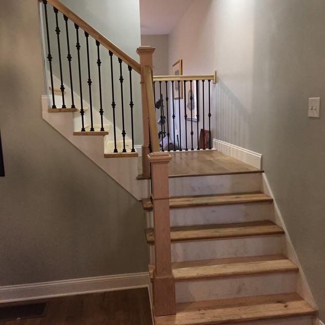 New Stairway