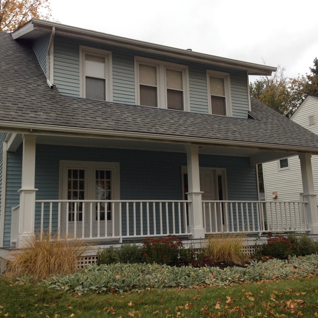 Clifton - Complete Porch Rebuild