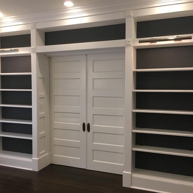 Neil - Bookcase
