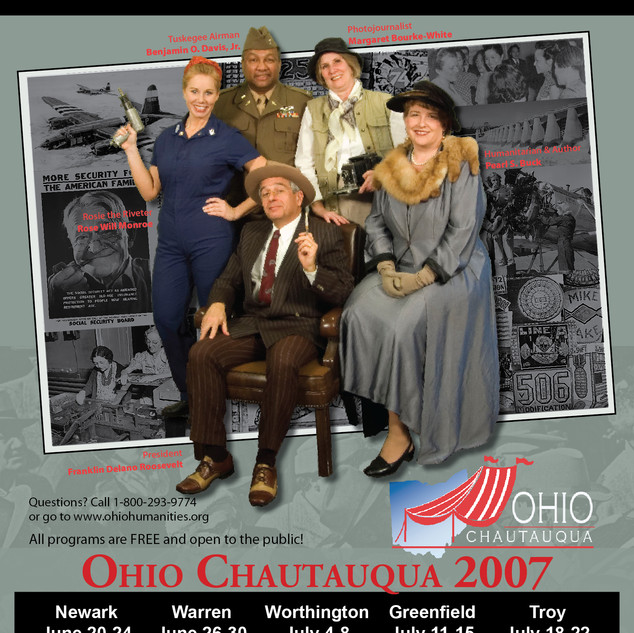 Poster - Ohio Chautauqua