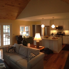 New Kitchen & Great Room