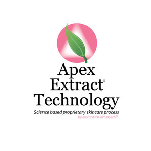 Logo - Apex Extract Technology for emmiSKIN Palm Beach