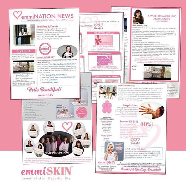 Newsletter - emmiSKIN Palm Beach