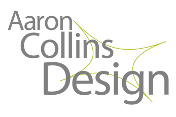 Aaron Collins Design logo, Columbus Ohio, Marysville Ohio