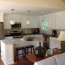 Cabinets with Marble & Soapstone Counters