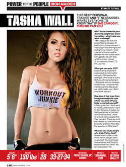 Men's Muscle and Fitness