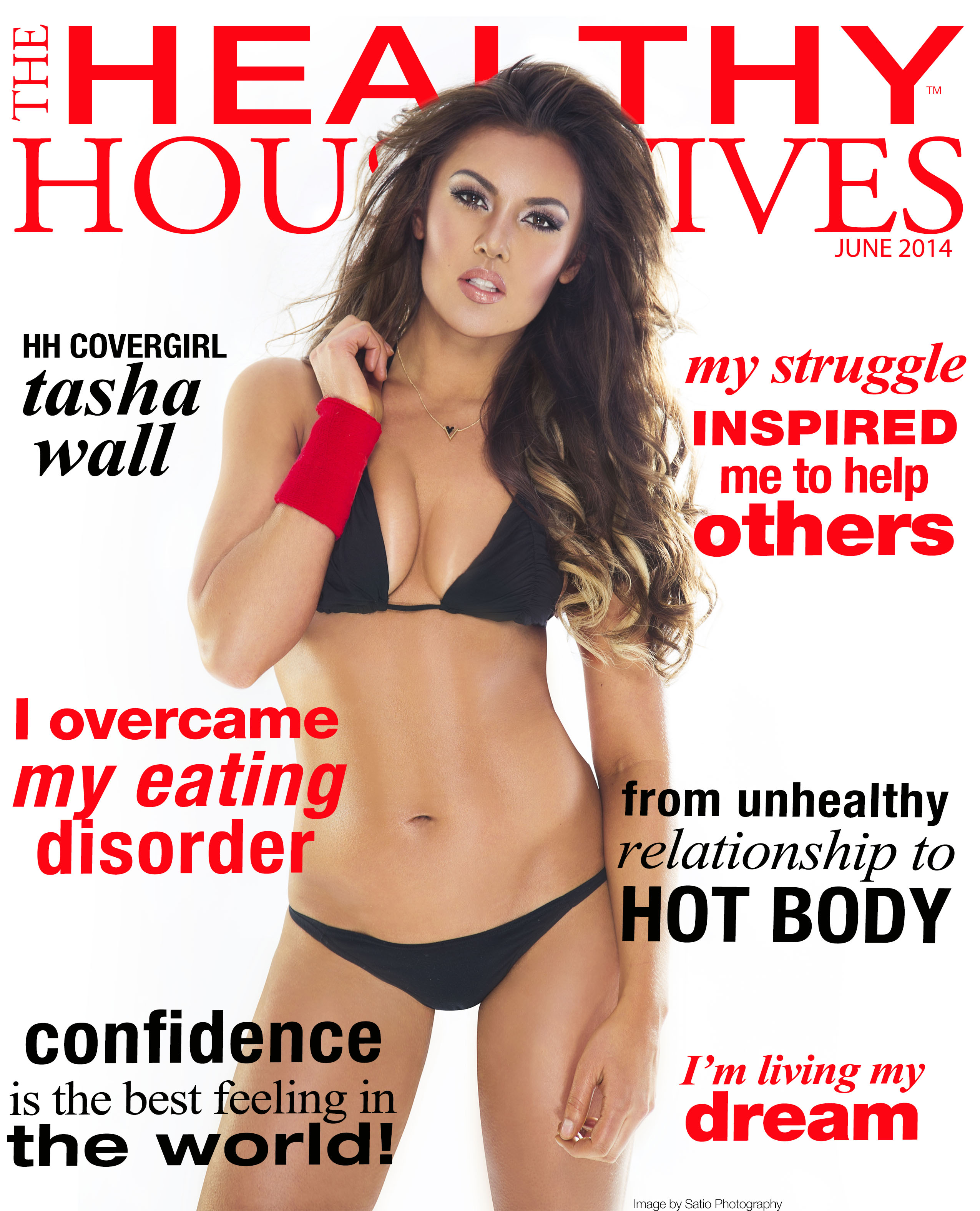 Healthy Housewives Cover June 2014