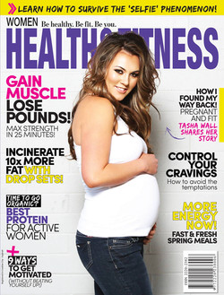 Health and Fitness Cover 2015