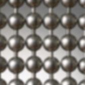 Aluminum ball chain cutain sample picture