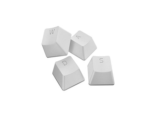 Razer PBT Keycap Upgrade Kit (Mercury White)