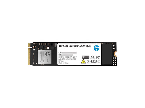 HP EX900 250GB