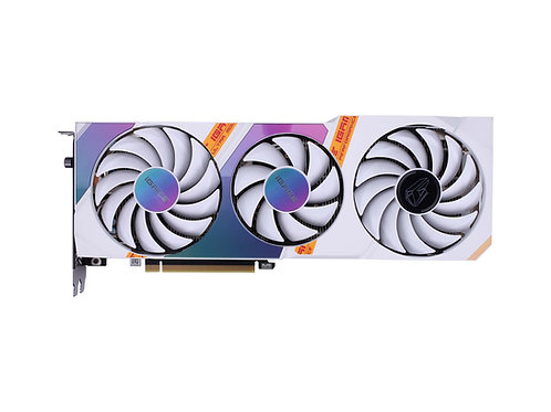 Colorful iGame RTX3060 Ti Ultra W OC-V