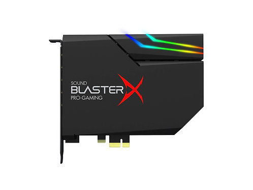 Creative Sound BlasterX AE-5 Plus (Black)